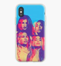 FIFTH HARMONY SELF TITLED COVER iPhone Case