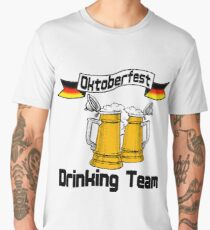 Oktoberfest Drinking Team Men's Premium T-Shirt