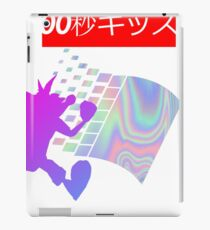 00s kids t-shirt iPad Case/Skin