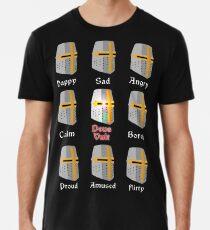 Deus Vult Expressions Premium T-Shirt