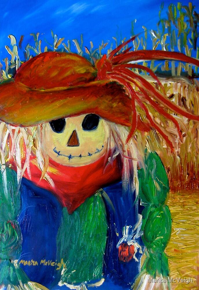 Scarecrow by Marita McVeigh