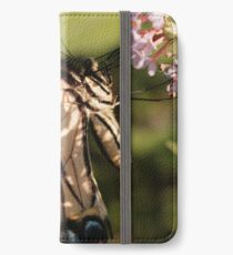 Easter Tiger Swallowtail v2 iPhone Wallet