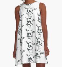 A Car, A Torch, A Death - Design #2 A-Line Dress