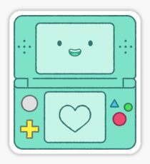 BMO 3DS, Time for Adenture! Sticker