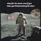 Shoot for the Moon by INFIDEL