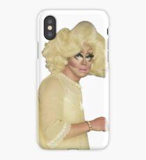 Scared Trixie Mattel iPhone Case/Skin
