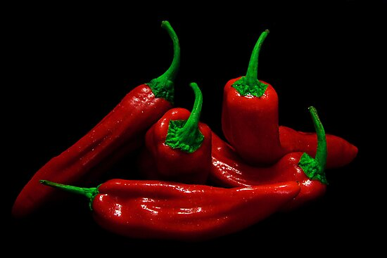 Red Hot by jerry  alcantara