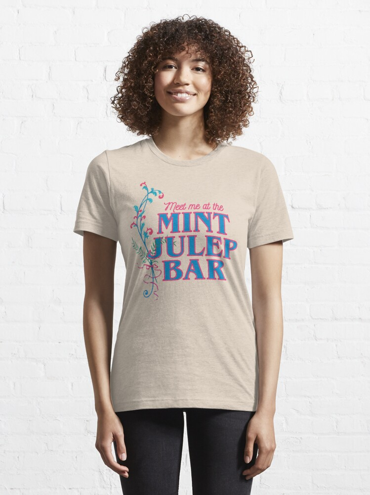 Alternate view of Meet Me At the Mint Julep Bar Essential T-Shirt