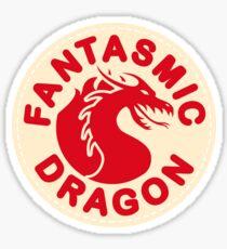 Fantasmic Dragon Sticker