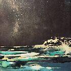 Lake Night by Jo Duffy