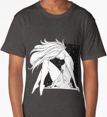Cosmic Frame. Long T-Shirt