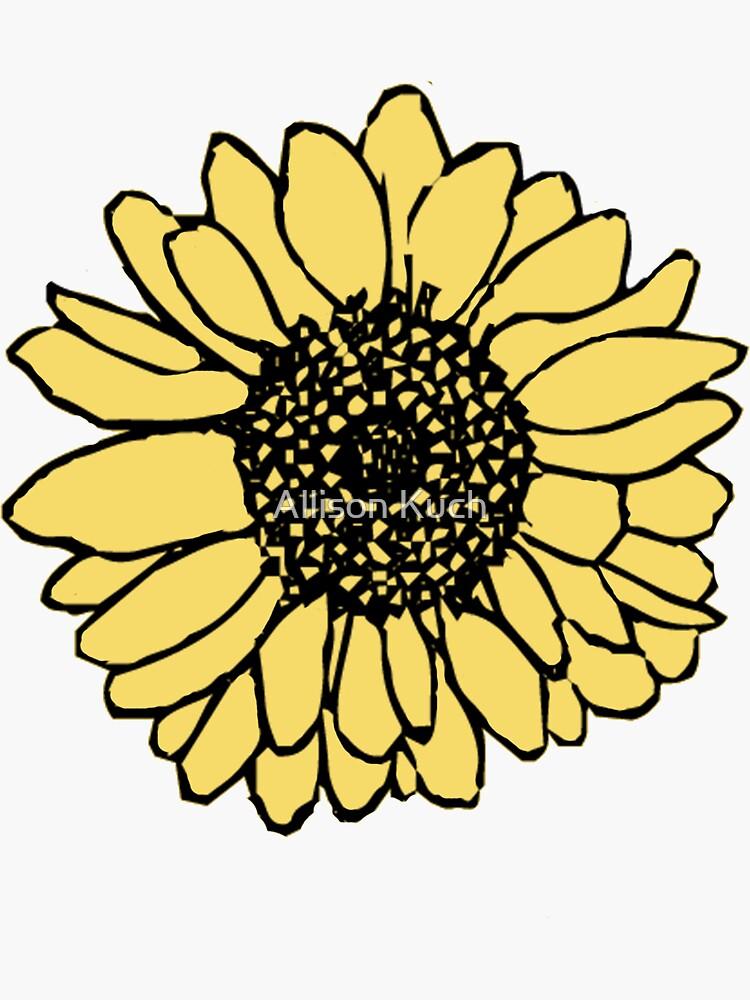 Sonnenblume von kucharc5