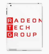 AMD RTG | Radeon Technologies Group iPad Case/Skin