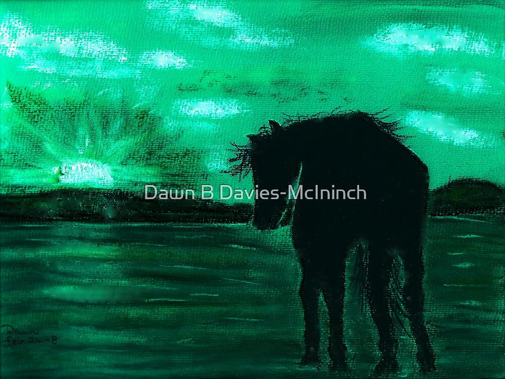Emerald Dreams by Dawn B Davies-McIninch