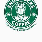 Flynn's Coffee by ShoeboxMemories