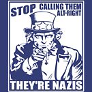 Alt Right Nazis by EthosWear