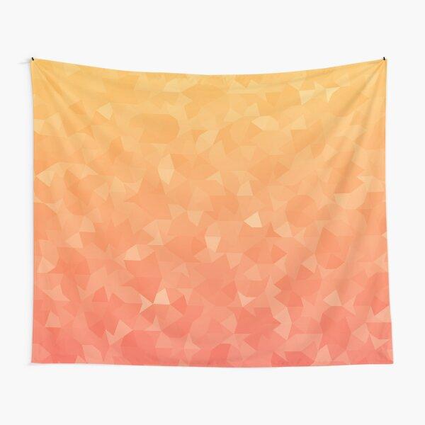Ombre Orange Tapestry