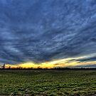 When Earth Meets Sky by Deri Dority