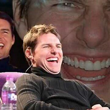 Tom Cruise riendo cienciología de Zelius