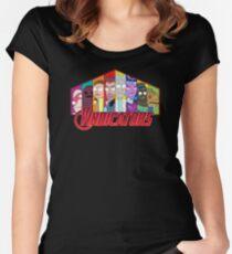 Vindicators Women's Fitted Scoop T-Shirt