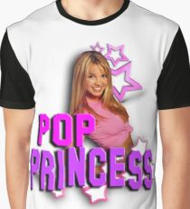 Pop Princess Graphic T-Shirt