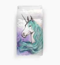 Unicornio Duvet Cover