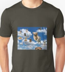 Dogs in the Sky T-Shirt