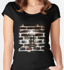 Hidden Women's Fitted Scoop T-Shirt