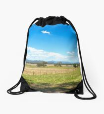 King Valley ...Australia. Drawstring Bag