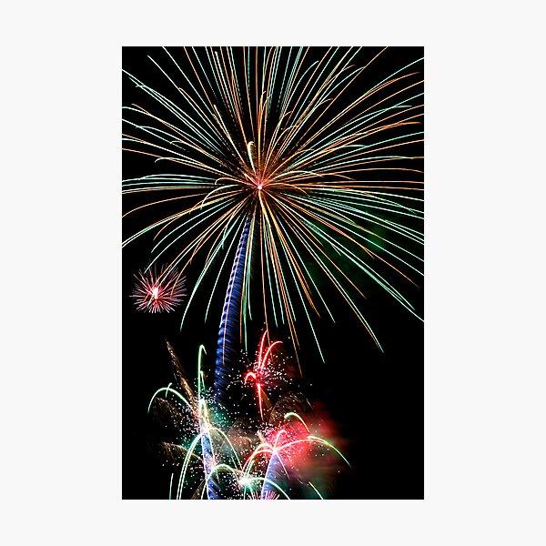 Celebration of Freedom Photographic Print