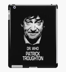 Dr. Who Patrick Troughton iPad Case/Skin