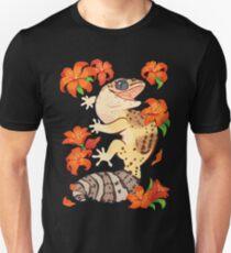 Fire lily gecko Unisex T-Shirt