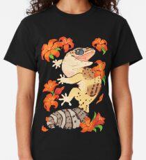 Feuerlilie Gecko Classic T-Shirt