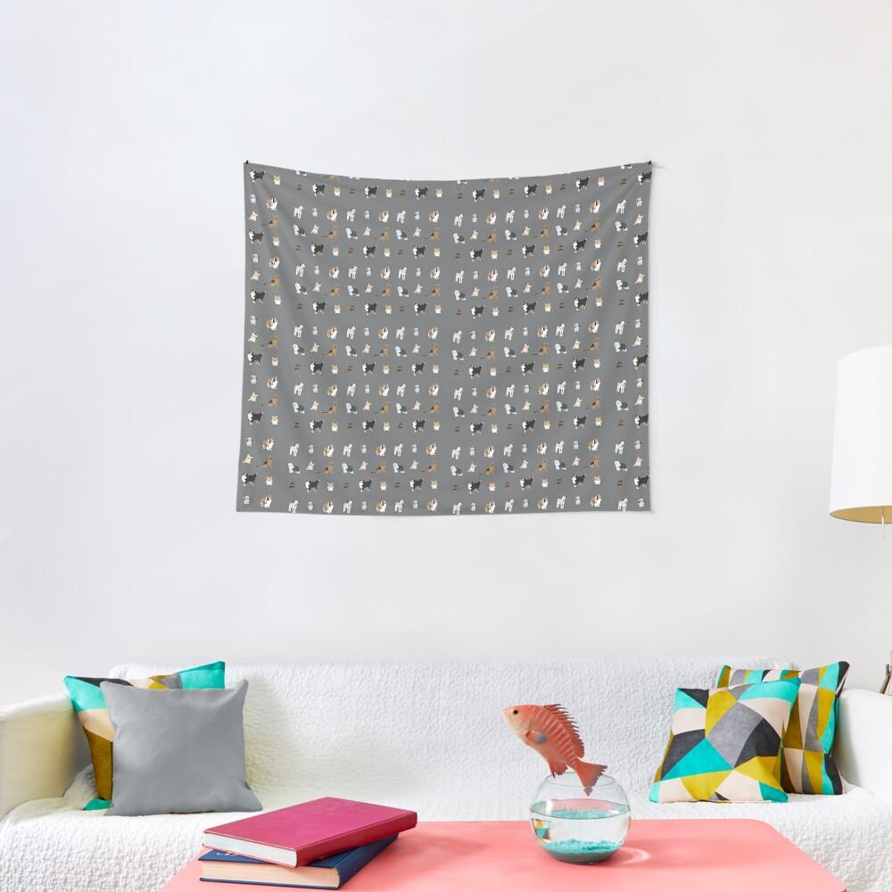 DOGGOS Tapestry