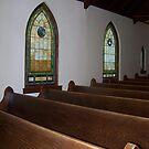 Old Bethel Church by Glenna Walker
