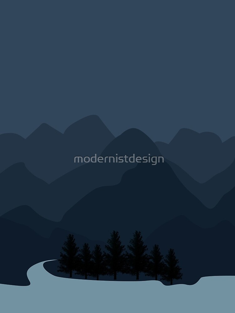 Into The Valley by modernistdesign