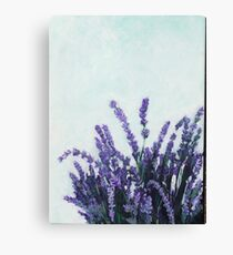 Lavender bunch Canvas Print