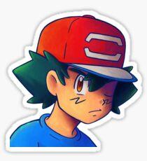 Alola Ash Sticker