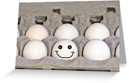You're a Good Egg by FrankieCat