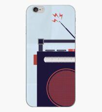 Funky Little Radio iPhone Case