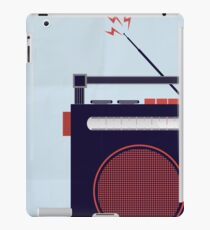 Vinilo o funda para iPad Funky Little Radio