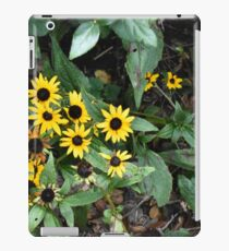Sunny (flower) Days iPad Case/Skin