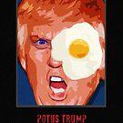 POTUS Trump in history.  by Alex Preiss