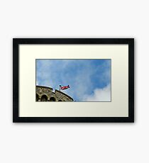 Britain in One Picture Framed Print