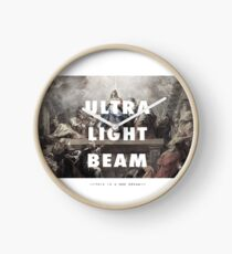 Ultra Light Beam Klassische Kunst Uhr