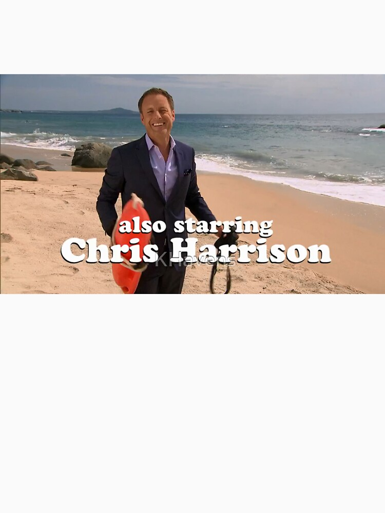 Chris Harrison by KHavens