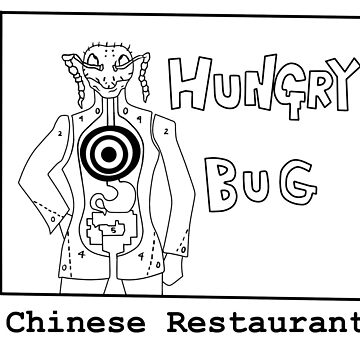 Hungry Bug by shwit