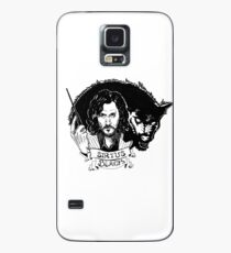 Sirius Black: Padfoot Case/Skin for Samsung Galaxy