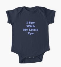 I spy with my little eye - baby boy clothes Kids Clothes