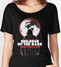 Sinister Grin Press Children of the Dark Women's Relaxed Fit T-Shirt